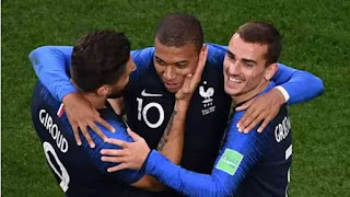 REAVEALED!! See How Much France Will Be Going With After Emerging World Cup Winner.