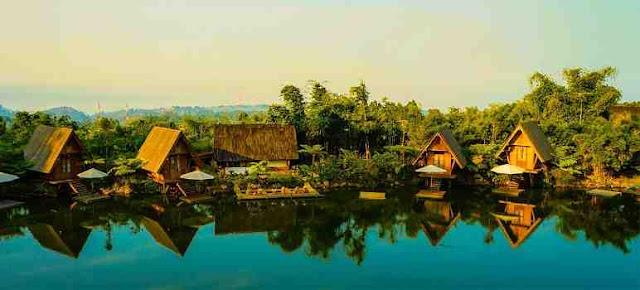 Dusun Bambu Lembang Tempat Wisata Di Bandung