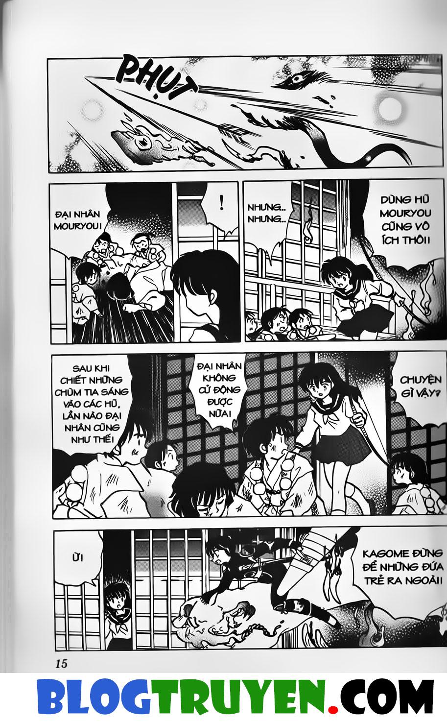 Inuyasha vol 36.1 trang 13