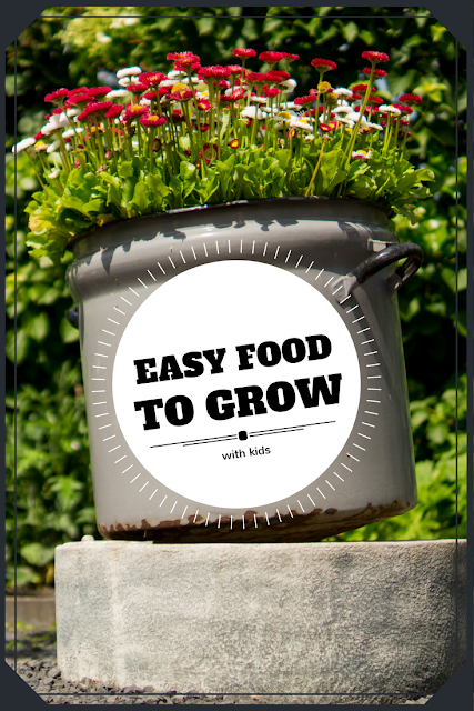 Five Easy Foods To Grow With Kids