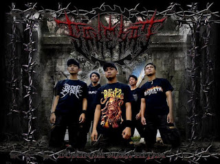 Sakerat Band Brutal Death Metal Bandung Foto Profil Logo wallpaper