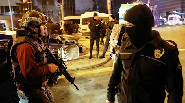 Shooting Near US Embassy In Ankara After Russian Ambassador To Turkey Shot, Killed