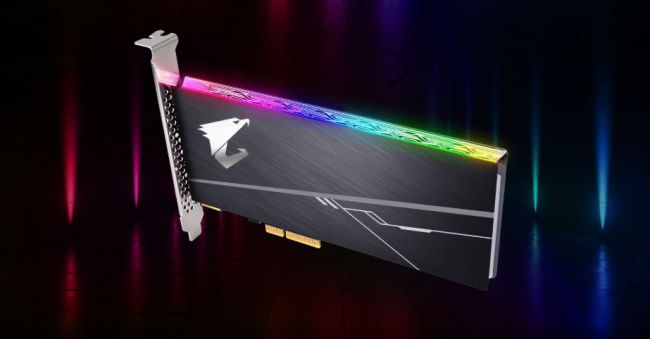 Gigabyte's new SSDs are rated to deliver incredibly fast 3,480MB/s reads