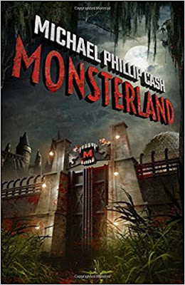 Bea's Book Nook, Review, Monsterland, Michael Phillip Cash
