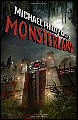 Bea's Book Nook, Review, Monsterland, Michael Phillip Cash