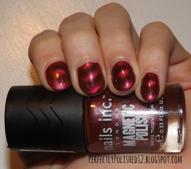 Perfectly Polished 12: Nails INC \