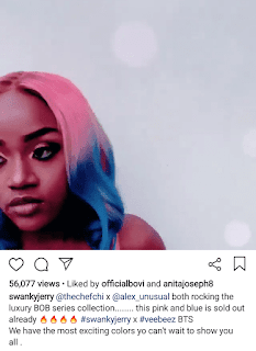 Chioma Accused Of Hating On Alex… Then She Responds!