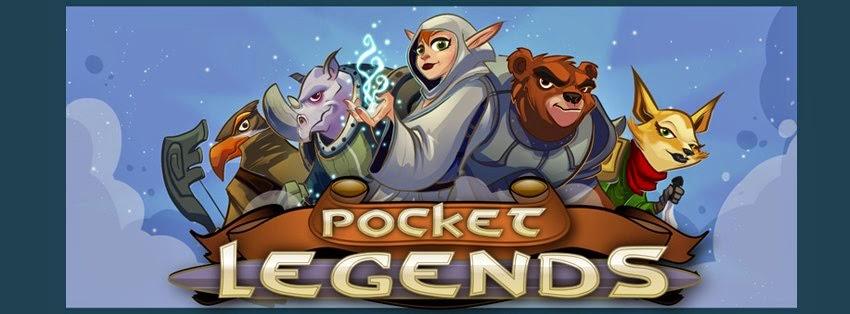 game android mmorpg terbaik pocket legends
