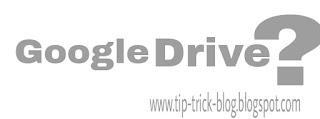 Google drive kya hai ?
