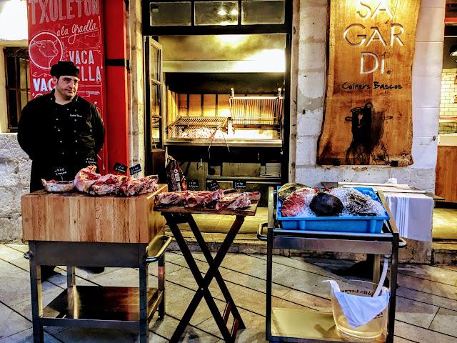 Carne vieja Sagardi Ibiza