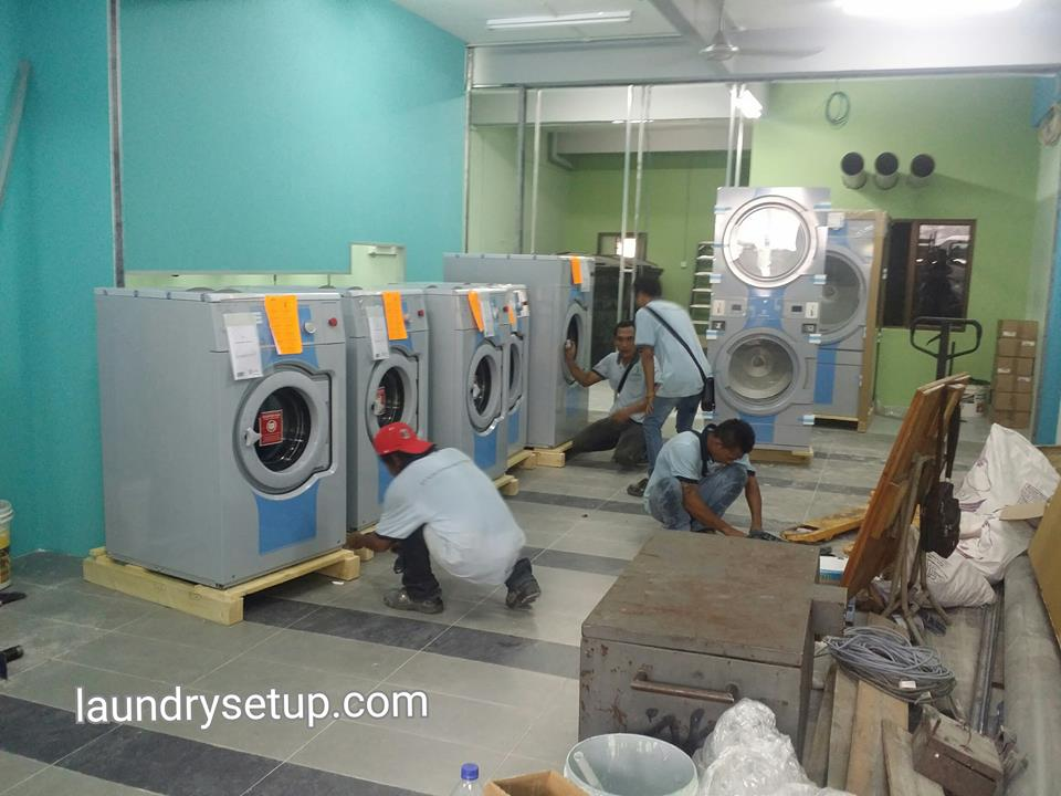 Laundrysetup.com - Self Service Laundry Equipment Supplier