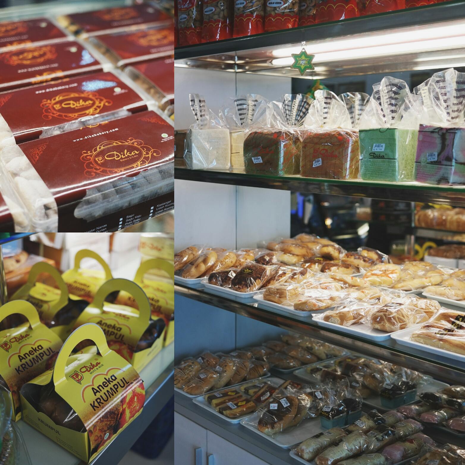 Dika Bakery Amp Cake Shop Jogjakarta