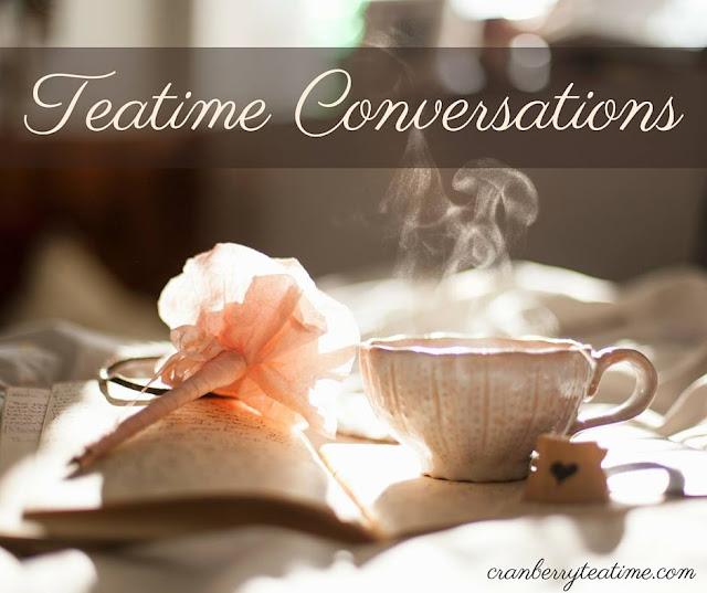 Teatime Conversations
