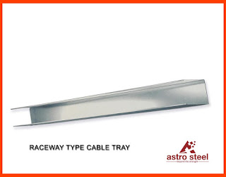 Gypsum ceiling material RACEWAY TYPE CABLE TRAY