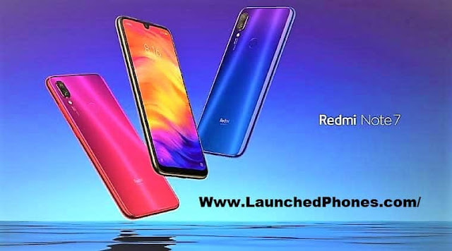 Now Redmi became an independent build as well as this won Xiaomi Redmi Note seven launched as well as seven Pro coming