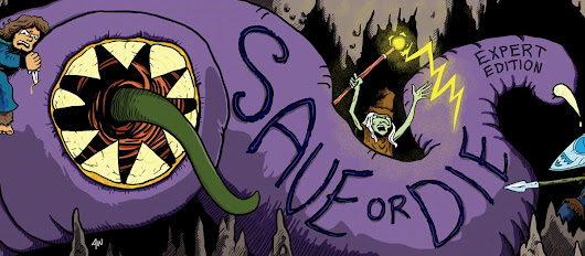 New Episode of Save or Die: Expert Edition - Adventure 132: Hack & Slash