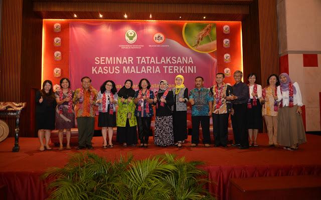 seminar hari malaria sedunia tahun 2016 seminar tata laksana kasus malaria terkini