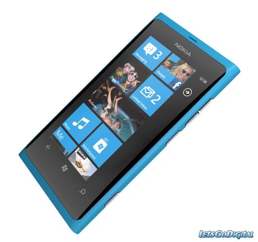 Best Nokia Lumia Wallpaper: Best Wallpaper: Nokia Lumia 800, Smartphone, Powerful