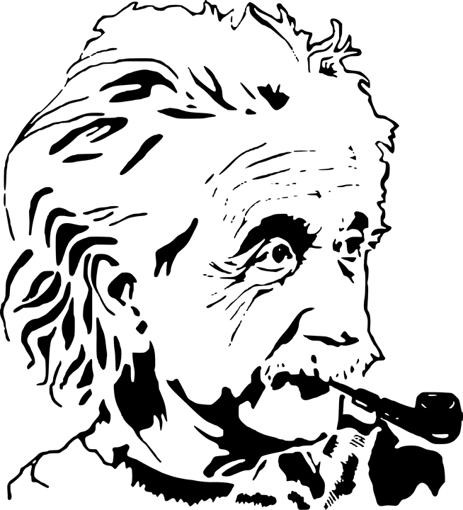 Albert Einstein tips for success