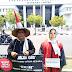 Masdi Jalan Kaki Dari Indramayu Gagal Ketemu Jokowi, Berharap Hakim Ini Ditangkap