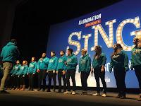 Sing screening