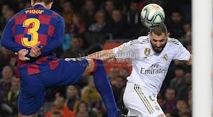 برشلونة يفرض التعادل السلبي على ريال مدريد في مباراة الكلاسيكو من الدوري الاسباني