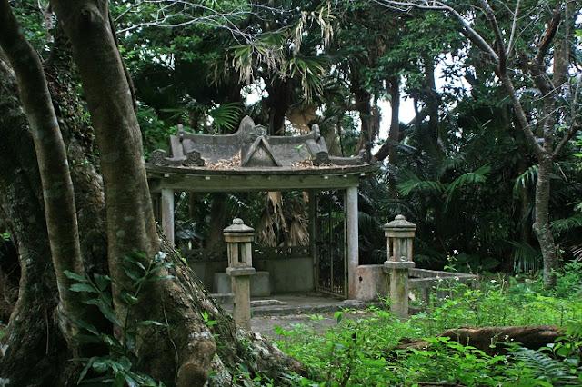 真喜屋グスク(上之御嶽遺跡)の写真