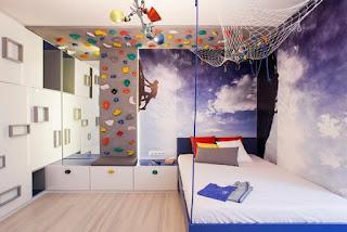 dormitorio juvenil temático