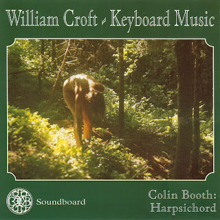 William Croft - Keyboard Music