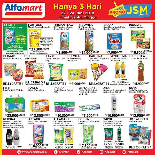 Katalog Promo JSM ALFAMART Terbaru 2018