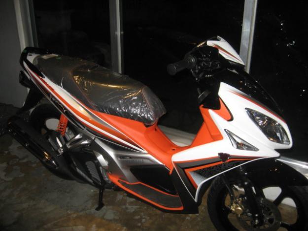 Motorcycle Review's: Yamaha Nouvo Elegance 135cc