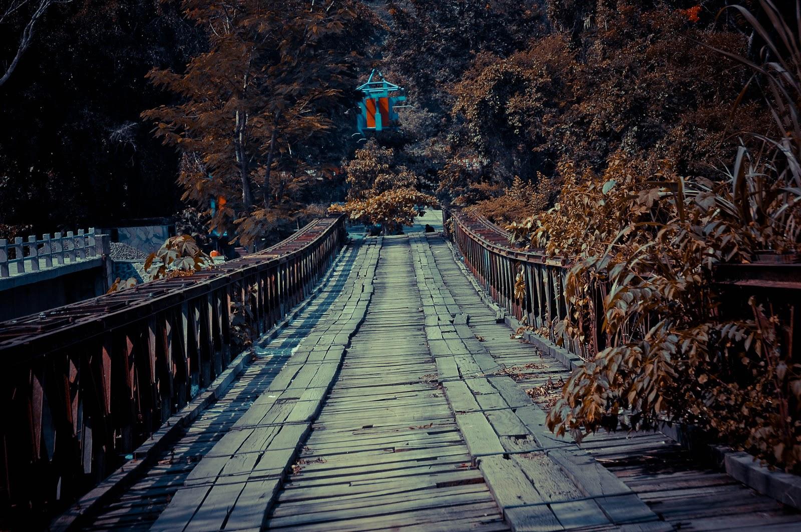 Pock Rock Adventurer Farewell Jembatan Tinjomoyo