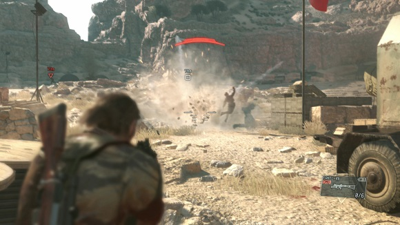 Metal Gear Solid V The Phantom Pain PC Free Download Screenshot 2