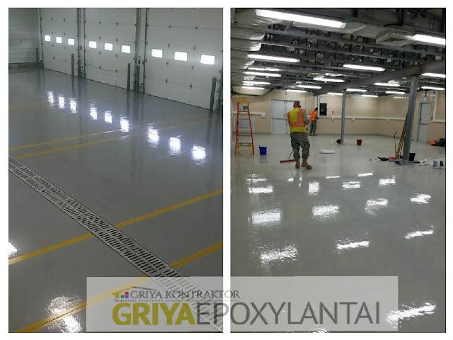Epoxy Lantai Lapangan | GriyaKontraktor