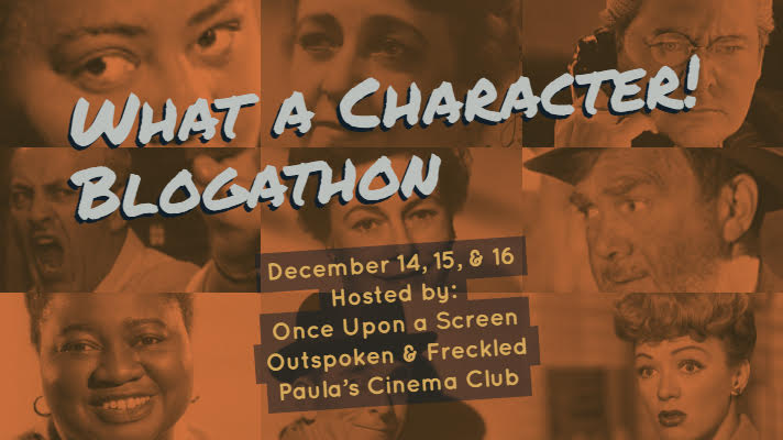 2018 What a Character Blogathon