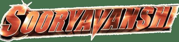 sooryavanshi-movie-font