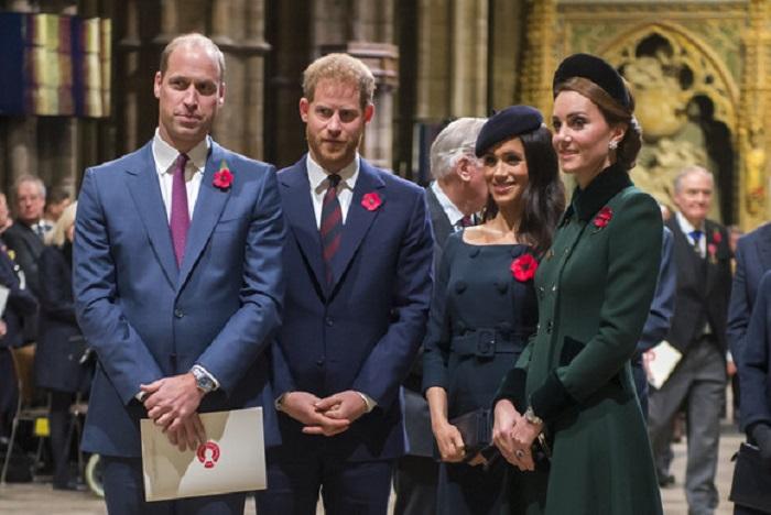 Prinţul Harry şi Meghan Markle vor să se mute de la Palatul Kensington, unde stau cu Prinţul William şi Kate Middleton