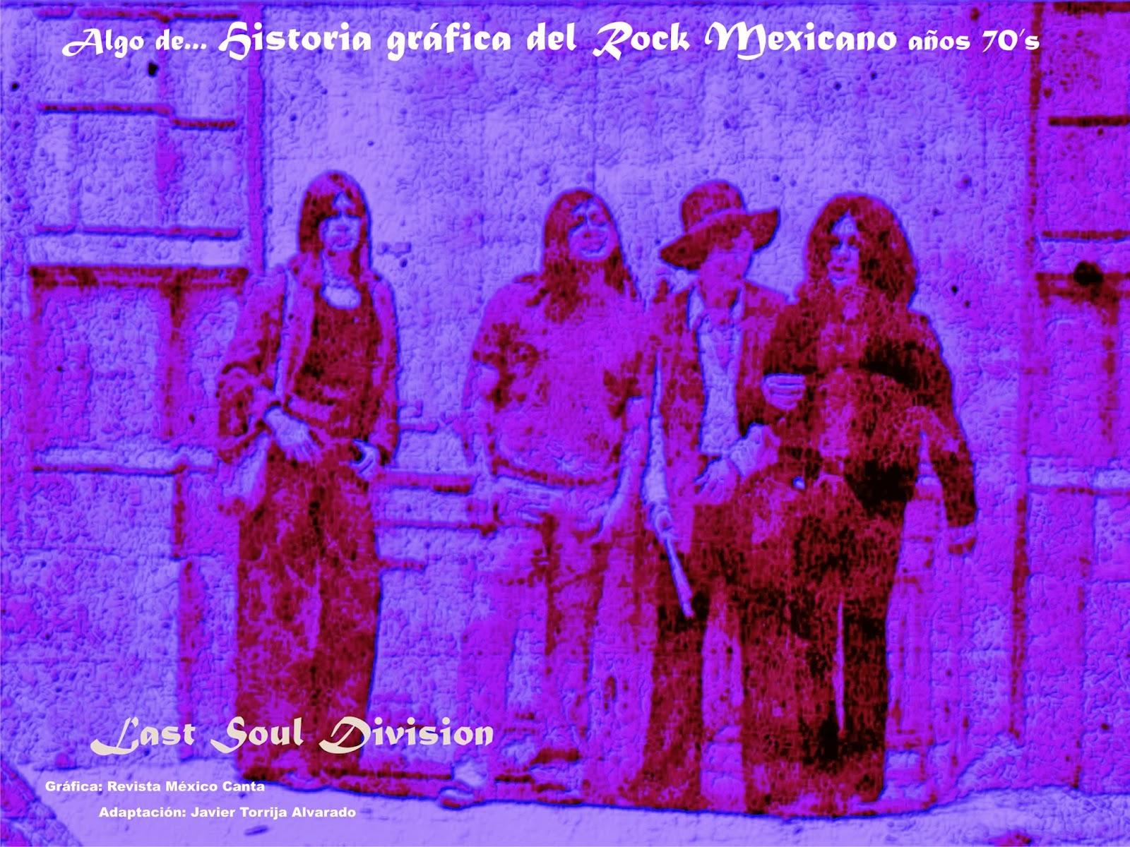 Algo de Historia gráfica del Rock Mexicano Años 70\'s: diciembre 2013