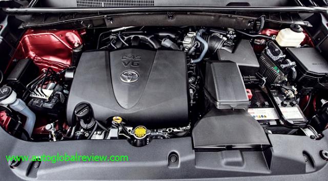 2020 Toyota Highlander Canada Redesign
