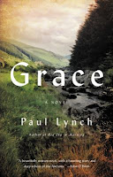 Book cover of Grace by Paul Lynch