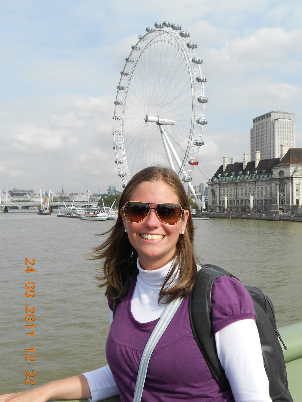 London Eye em 2011