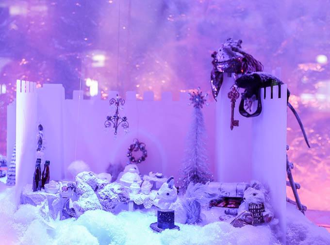stockmann näyteikkuna turku, joulumaailma, näyteikkunasomistus, joulun satumaa