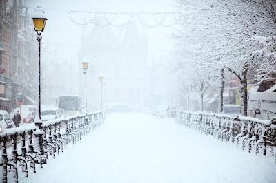 冬 スピリチュアル デトックス
