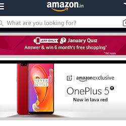 quiz free recharge