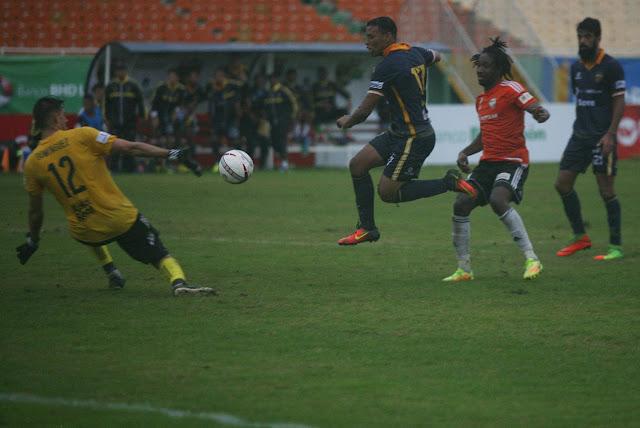 Armando Maita anota gol da triunfo a Atlético Pantoja y es líder