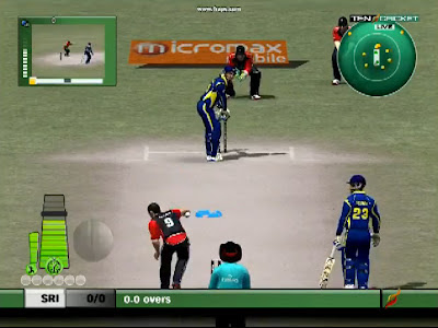 Unit Studios Cricket 12 Patch For Cricket 07