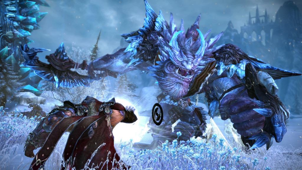 Tera Online llegará este año a Xbox One y PS4
