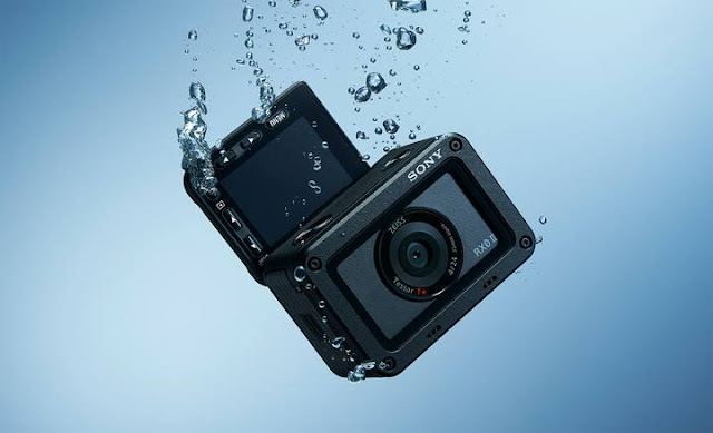 Sony Launches RX0 II Camera Waterproof, Shockproof And Crushproof