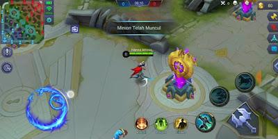 Cara Mengubah Tampilan Analog Mobile Legends Tombol