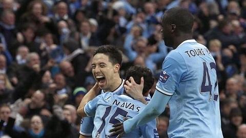 Man City và những trận đầu bứt phá ngoạn mục